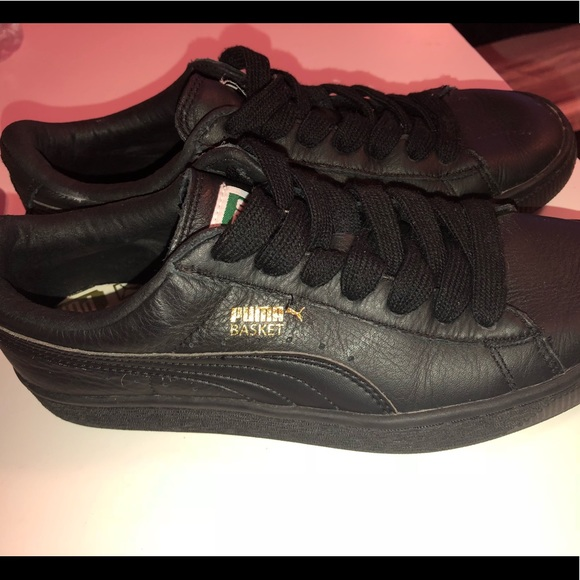 puma basket classic lifestyle women's sneakers